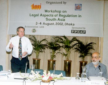 Session 5: Regulatory interface with judiciary:  experiences and issues in developed countries