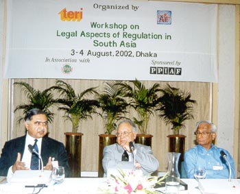 Session 3: Appeal and review of regulatory decisions: the challenge of balancing interests
